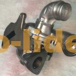 Фольксваген Т-5 2,5TD 130PS, 05-09 г.в., №760699-3 Garrett, 250-350