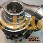 Daf 95XF, DAF CF85 XE315C (с 1999 г.в., дв. 480HP) KKK K 31 Borg Warner, OEM 1453883 250-400