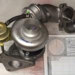 Fiat  Фиат Scudo 1.9 TD (90-93PS)   66-68 Kw,  96-99 г.в. двиг. XUD9TF -  DHX - D8B  №454086-1 №037562, №037563 №9620155280 №9623320880      150-230