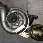 Ford  Форд C-MAX ,  Focus II   1.6 HDi FAP (109PS) 80Kw  04-10 г.в. двиг. DV6TED4   №0375J6 №753420-2(4-5-6) №753420-5005S  №740821-1(2)  №750030-2    250-300