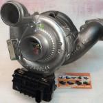 Мерседес ML 320 CDI (W164) 05-09 г.в. 224 PS Garrett 250-350