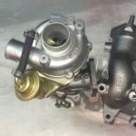 Опель Opel Astra 1,7 TD 92-98 г.в. 80HP (isuzu)-IHI № VI72  9304  RHB-4  №8970372300   с водяным охл.     150-250