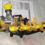 Skoda Шкода Fabia II 1.2 TSI (86 - 105PS) 61-77 Kw, 11-14 г.в., двиг. CBZA-CBZB, IHI №ОЕМ 03F145701K 200-300