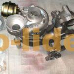 Audi Ауди 1.9 TDI (130PS) 96Kw ASZ 00-03 г.в., Garrett, ОЕМ 038253016F  №720855-1, №712078-1, №716216-1,         250-300