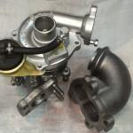 Форд Фиеста VI,  Fusion,   1,4 TDCi 02-08 г.в. 68 л.с., №54359710009, 200-250