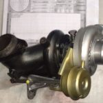 Лянча Lancia Zeta Turbo  2,0ТБ (147 PS) 93 г.в. двиг. XU10J2TE-  Garrett TB25  №465439-2  № ОЕМ 9612133580     150-230